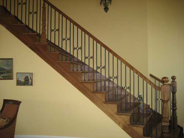 Interior Staircase Railings Malibu