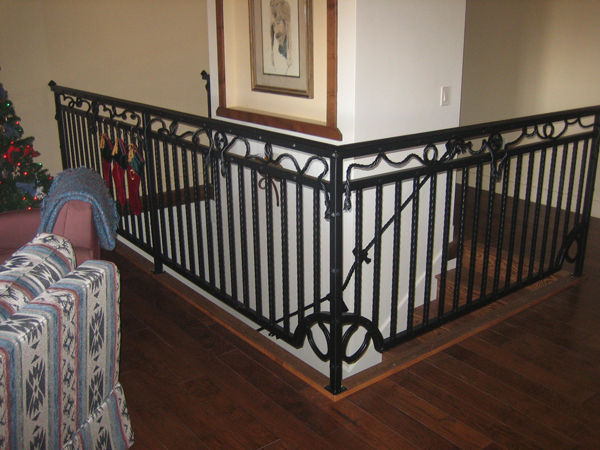 Wrought Iron Railings Malibu